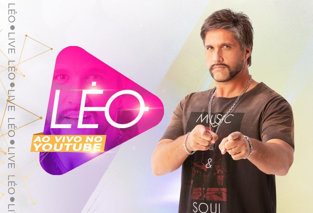 Instituto Credicitrus apoia live com o cantor Léo