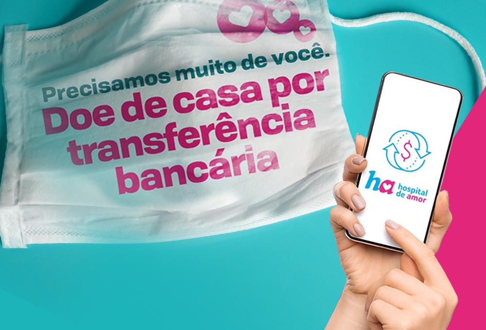 Instituto Credicitrus adere à campanha em prol do Hospital de Amor
