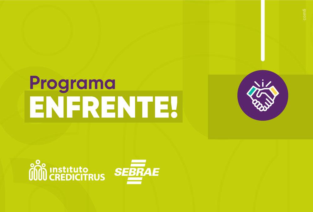 Instituto Credicitrus firma parceria com SEBRAE para auxiliar empreendedor enfrentar crise