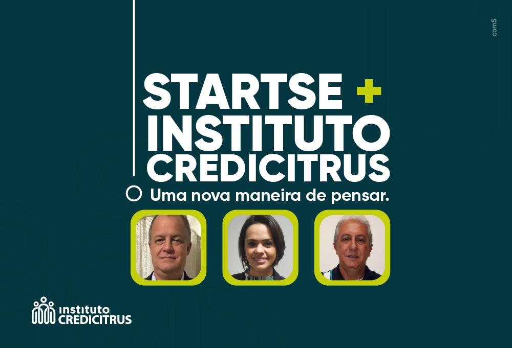 O Abel, a Natacha, o Orlando e a plataforma StartSe PRIME