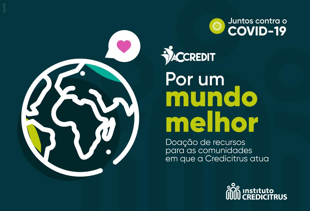 Instituto Credicitrus é agraciado com R$15 mil das campanhas da Sicoob Seguradora