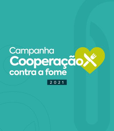Campanha Cooperação Contra a Fome – 2021