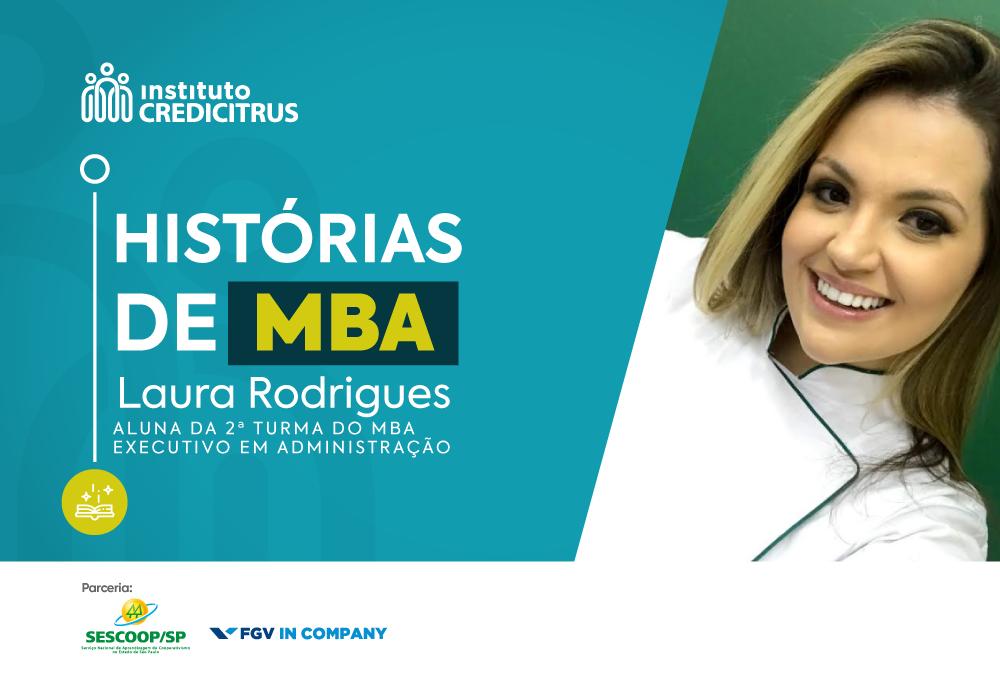 """""""Eu quero sempre mais"""". Conheça Laura Rodrigues, jovem empreendedora prodígio"""